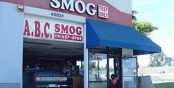 Fremont smog-station